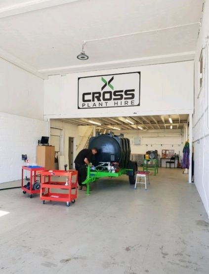 After The Fire: Cross Plant Hire Bounces Back Stronger Than Ever