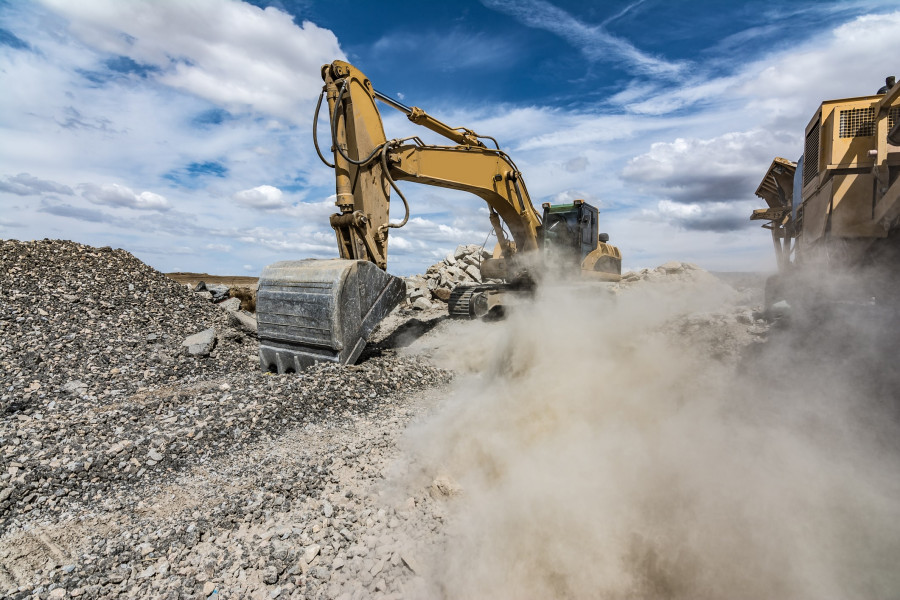 The importance of dust suppression on construction sites