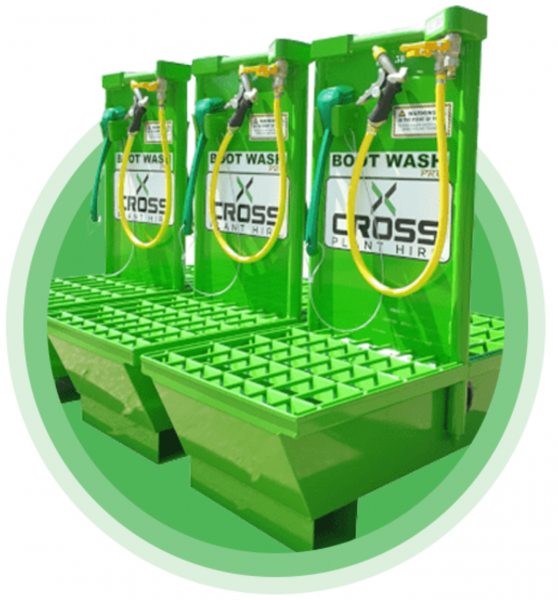 Five Reasons to Choose Cross Plant Hire for Your Construction Site Solutions