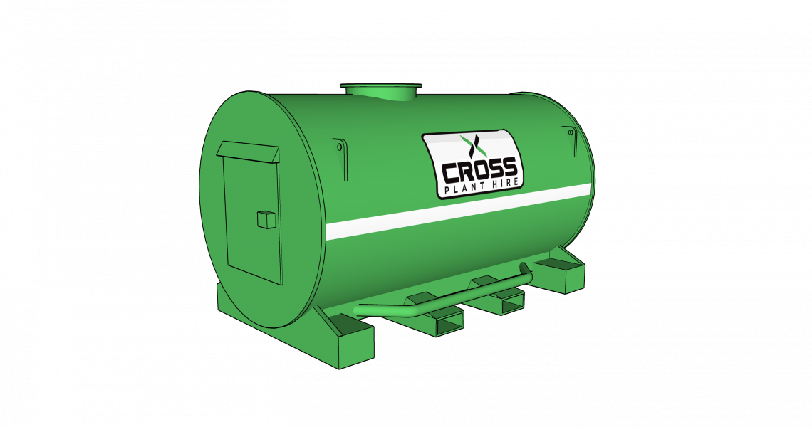 Using Cross Plant Hire for Your Site Fuel Storage Solutions